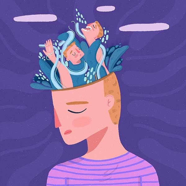 قمار و سلامت روان و ذهن
