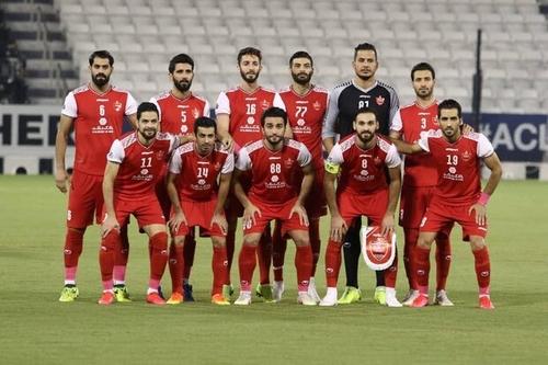 درصد برد تیم پرسپولیس توی دربی تهران
