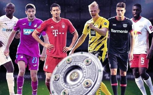 5تیم برتر آلمان چه تیم هایی هستند؟